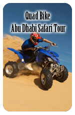 Quad Bike Abu Dhabi Safari Tour, quad ride abu dhabi, quad bike rental, Quad Bike Safari