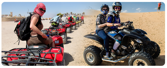 Quad Bike Safari Tour Abu Dhabi, quad tour abu dhabi, atv safari abu dhabi, Quad bike desert safari abu dhabi