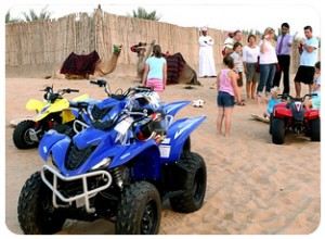 quad bike abu dhabi, quad tour abu dhabi, quad bike safari tour abu dhabi